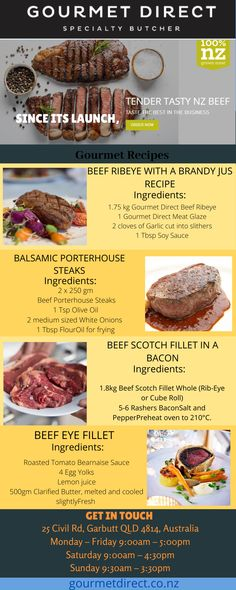 Cooking tips are not just good for beginners but experts as well. Try these helpful tips.It includes tips for shopping, preparation, storing, refrigeration, frying. Gourmet Recipes, Beef Recipes, Cooking Recipes, How To Cook Beef, Best Meat, Food Tasting, Cooking Time, Helpful Tips, Tasty