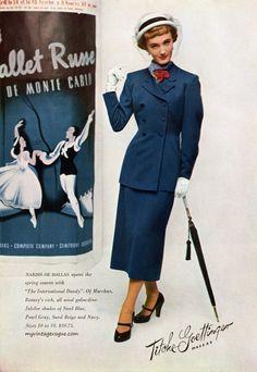 Nardis of Dallas 1949 - Evelyn Tripp
