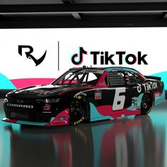 TikTok enters NASCAR - Racing News Racing News, Nascar Racing, Wendell Scott, Darlington Raceway, Martinsville Speedway, Mike Wallace, Talladega Superspeedway, Real Racing, Relationship Building