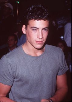 Andrew Keegan oh how I loved him. lol