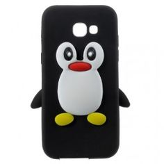 Case Cover for Galaxy Shell Fundas Penguin Soft Silicone Phone Cases for Samsung Galaxy Cell Phone Bag Silicone Phone Case, Galaxies, Penguins, Samsung Galaxy, Phone Cases, Iphone, Cover, Prints, A5