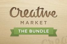 The Creative Market: resources for graphic designers