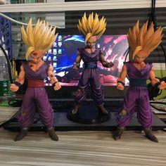 Anime Dragon Ball Z MSP Son Gohan Master Stars Piece 24cm Action Figures