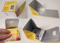 Geldbörse aus Tetrapack