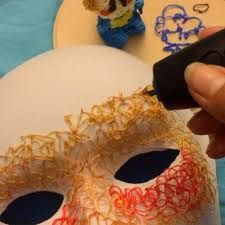 3d pen mask - Google zoeken