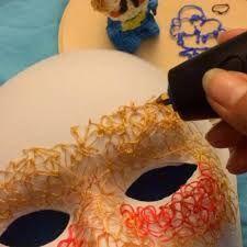 3d pen mask - Google zoeken