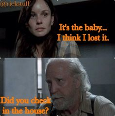 The Walking Dead This is really funny