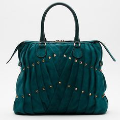 "Love this Valentino ""Maison"" structured tote."