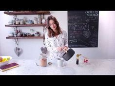 Deliciously Ella: Hot Chocolate Video 1 cup of homemade almond milk 2 tablespoons of date syrup 2 teaspoons of raw cacao 1 teaspoon of almond butter (Personally, I think that's far too much syrup!!)
