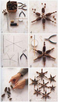 Natural Materials DIY Using Ideas - MB desire