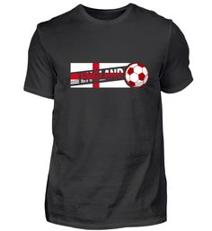 Football England. Gift idea. T-Shirt