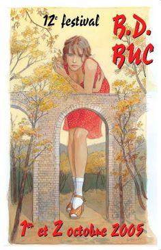 Gibrad festival BD  2005 - W.B.