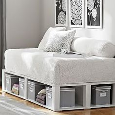 Loungeabout Daybed Daybed Mattress, Diy Daybed, Daybed With Storage, Chaise Longue Diy, Kids Full Size Beds, Full Size Daybed, Design Lounge, Design Design, Chair Design