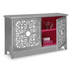 Entertainment Furniture - Laila Credenza