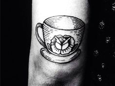 little teacup done by LMARIER