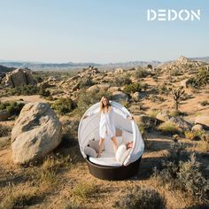 Home sweet home while globetrotting… DEDON makes it happen! Whether you want to enjoy the sun or relax in the shade, the iconic ORBIT always offers you the most possible comfort. Outdoor Furniture Design, Luxury Furniture, Outdoor Lounge, Outdoor Decor, Lounge Sofa, Enjoying The Sun, Love Seat, Sweet Home, Relax