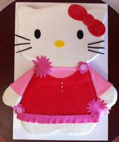 Hello Kitty Cake by Roscoe Bakery This is amazing!!