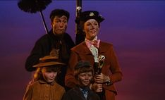 Julie Andrews, Mary Poppins, Cartoon Pics, Disney Art, Banks, Movie Tv, Musicals, Films, Teen