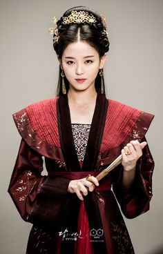 Yeonhwa from Scarlet Heart: Ryeo