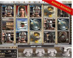 Gladiator - 3D Slot Game