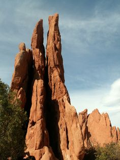 What are your summer vacation plans? Garden of the Gods