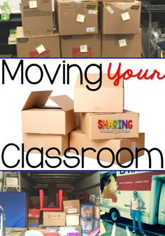 Moving Your Classroom - Sharing Kindergarten