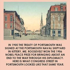 Happy real estate throwback Thursday! #tbt #realestate #realestatethrowback #seacoastlife #portsmouthnh