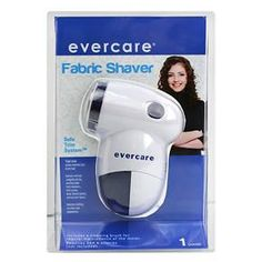 Evercare Lint Small Fabric Shaver : Target