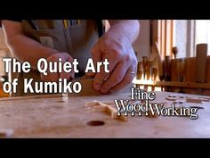 The Quiet Art of Kumiko with Mike Pekovich - YouTube