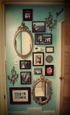I want to do something like this in my bedroom