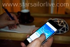 Using a mattress sensor, #StarSailorLive measures nighttime rustling and creates a daily morning report of your overnight activities. Must visit at http://goo.gl/mRphqt #FeelRelaxed #Technology #Science #Night #Skies #LiveRoom #NightSpace #Moon #Roof #top #Phone #Notifications #CurrentTime #MonitersSleep