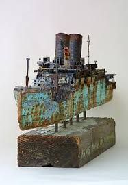 Risultati immagini per john taylor ships Scale Model Ships, Scale Models, Sculpture Art, Sculptures, Vintage Boats, Boat Art, John Taylor, Wood Boats, Wooden Ship