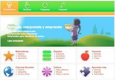 AYUDA PARA MAESTROS: Enciclopedia abierta - Una web con cientos de recu...