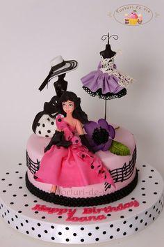 Torturi - Viorica's cakes: Fashionista