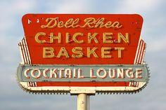 Chicken Basket Cocktail Lounge