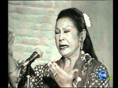 Cante Dolores de Cordoba - Fandangos de Huelva.wmv