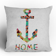 Home Throw Pillow 16x16 now featured on Fab.