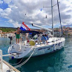 Seiling i Kroatia