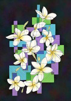 digital art by Michael Löffler Creative Art, Digital Art, Artwork, Plants, Flowers, Creative Artwork, Work Of Art, Flora, Plant