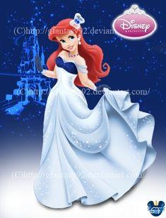 Princess Ariel by GFantasy92