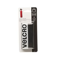 VELCRO Brand  Industrial Strength  2 x 4 Strips 4 Sets  Black * Want additional info? Click on the image. Note: It's an affiliate link to Amazon