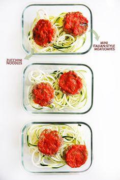 Whole30 Italian Style Mini Meatloaves   Lexi's Clean Kitchen