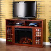 Found it at Wayfair - Wallacetown TV Stand with Electric Fireplace