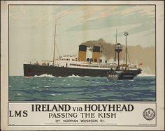 Ireland via Holyhead | Flickr - Photo Sharing!