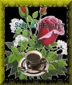 Coffee Time, Coffee Coffee, Good Morning, Happy Birthday, Magic, Facebook, Buen Dia, Happy Brithday, Bonjour