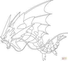 Just Coloring Pages: Mega pokemon coloring pages to print Printable coloring sheets - Tyranitar Pokemon, Pokemon Eevee Evolutions, Mega Pokemon, Black Pokemon, Pokemon Sketch, Pokemon Super, Halloween Coloring Pages, Cool Coloring Pages, Coloring Pages To Print