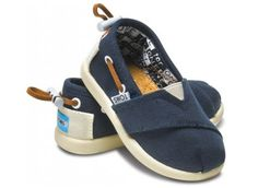 @Charlene E  Did you see these Toms for kids?  How cute!  No wide though for my little guy. :(