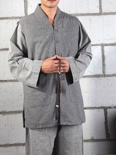 Meditation Clothes | Ciyuan cotton commoner --- Meditation Buddhist Converting woolen Riga ...