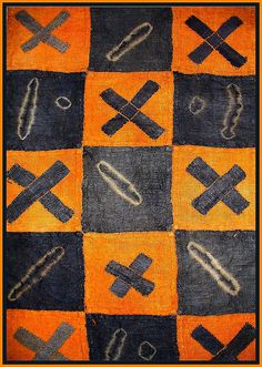 Textile art from Kenya