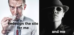 The Customer-centric Site Redesign